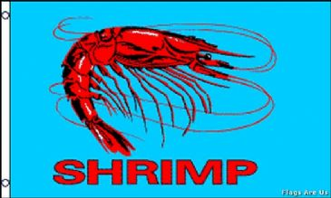 Shrimp  (Blue)